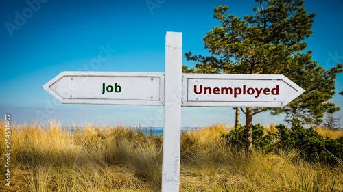 Foto Murales Sign 361 - Job