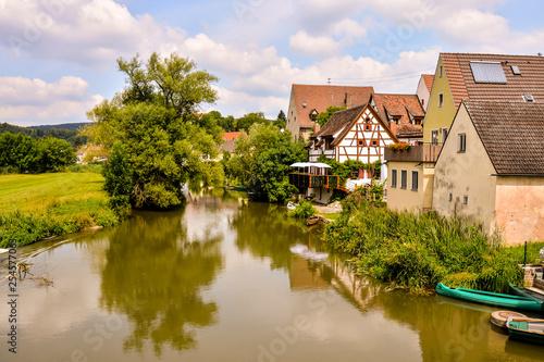 Classic Architecture European Building Village