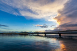 San Juanico Bridge by daylight