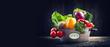 frisches Gemüse - Diät