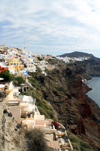 Santorini - 254655261