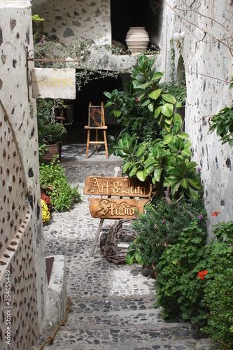 Santorini - 254655449