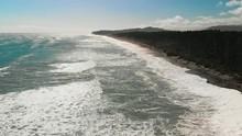 """Постер, картина, фотообои """"Bruce Bay on the West Coast of the South Island, New Zealand"""""""