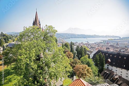 Museggmauer Luzern © Dominic