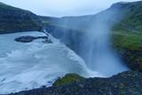 Wasserfall Gullfoss, Island