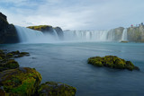 am Godafoss, Island