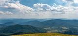 Bieszczady - panorama