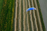 Fototapeta Fototapety na sufit - motoparalotnia  © ukasz