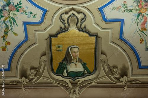 Ritratto di Elonora D'arborea