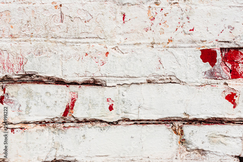 Texture.Wall. It can be used as a background - 254998222