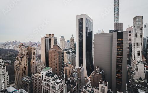 Cloudy Cityscape © Amanda Milot