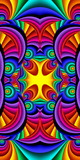 Vertical Fabulous multicolored pattern. You can use it for invitations,  phone case, postcards, cards. Artwork for creative design and art. - 255069221