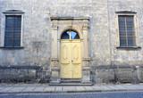 Blasii Church Quedlinburg Germany small door architecture