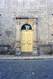 Blasii Church Site Portal Door in Quedlinburg Germany