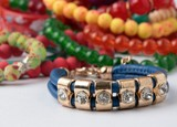 various beads and jewelry (life style)