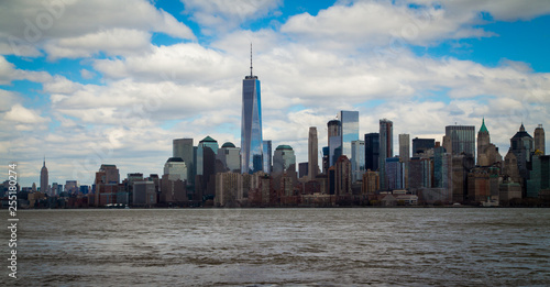 obraz PCV Skyline of New York City