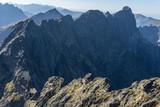 Mieguszowiecki Summits majestic great peaks of the High Tatra mountains.