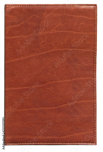 Leather book cover - 255207083