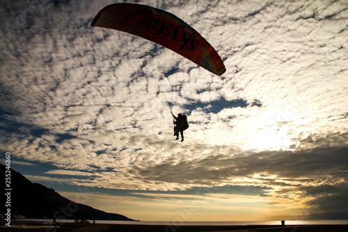 Paragliding at Ölüdeniz © zlem