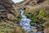 Waterfall at the Snake Pass