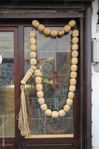 Large wooden rosaries - 255275256