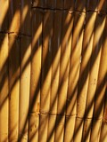 shadow on bamboo texture material backgroud pattern line wood nature
