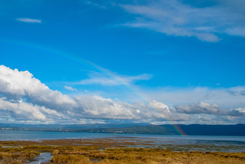 Humboldt Bay Rainbow