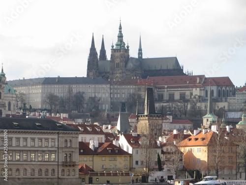 obraz lub plakat Prag Stadtansicht