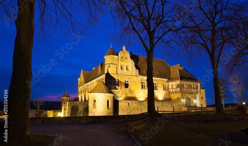 Burg Stettenfels bei Heilbronn