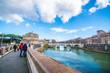 Castel Sant'Angelo - Rome - 255354491