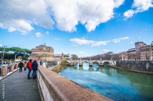 Castel Sant'Angelo - Rome © Giorgio Tiretti