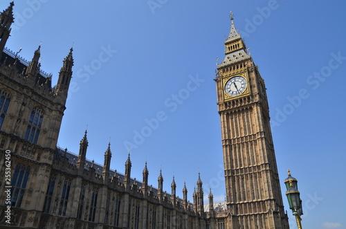 obraz lub plakat Big Ben - Londyn, Wielka Brytania