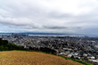panoramic view of San Francisco at Twin Peaks , San Francisco, CA - 255428042