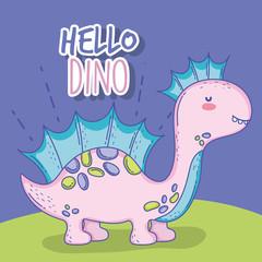 cute corythosaurus wildlife dino animal