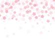 桜 花 春 テクスチャ 和紙 背景 ピンク