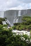 Brasilien Wasserfälle Foz do iguacu
