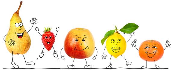 Healthy organic fruits 2 © Marina Lohrbach