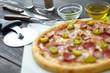 tasty pizza - 255779836