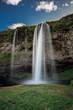 Seljalandsfoss  waterfall - 255781822