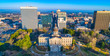 Downtown Columbia South Carolina Skyline SC Aerial Panorama