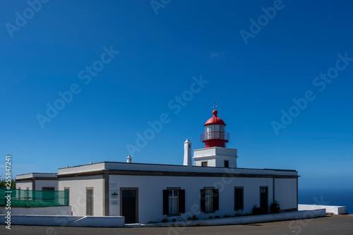 Leuchtturm von Ponta do Pargo, Madeira © AnnaReinert