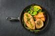 ポークソテー ポークステーキ Pork steak pork saute - 255867006