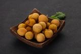 Tropical fruit longan