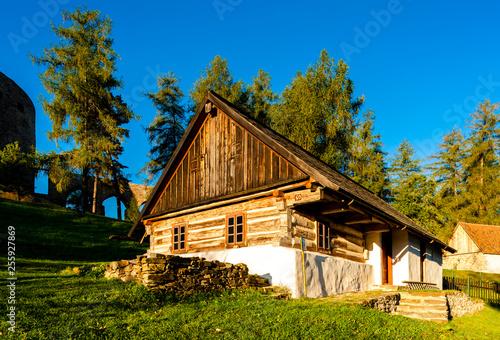 castle Velhartice, South Bohemia, Czech Republic - 255927869