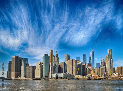 Foto Murales Manhattan.
