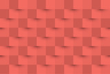 Abstract background from volumetric squares.Vector background can be used on the website, in cover design, poster, advertising, postcards.