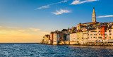 Skyline of Rovinj, Croatia
