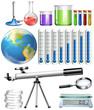 Set of science tool