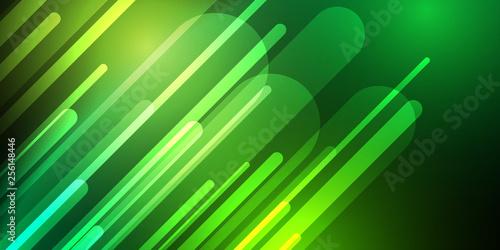zielone abstrakcyjne tło wektor © Rzoog
