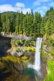 Brandywine Falls Provincial Park, British Columbia,Canada